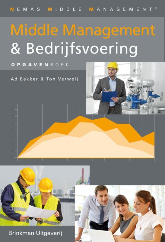 Cover Middle management & bedrijfsvoering