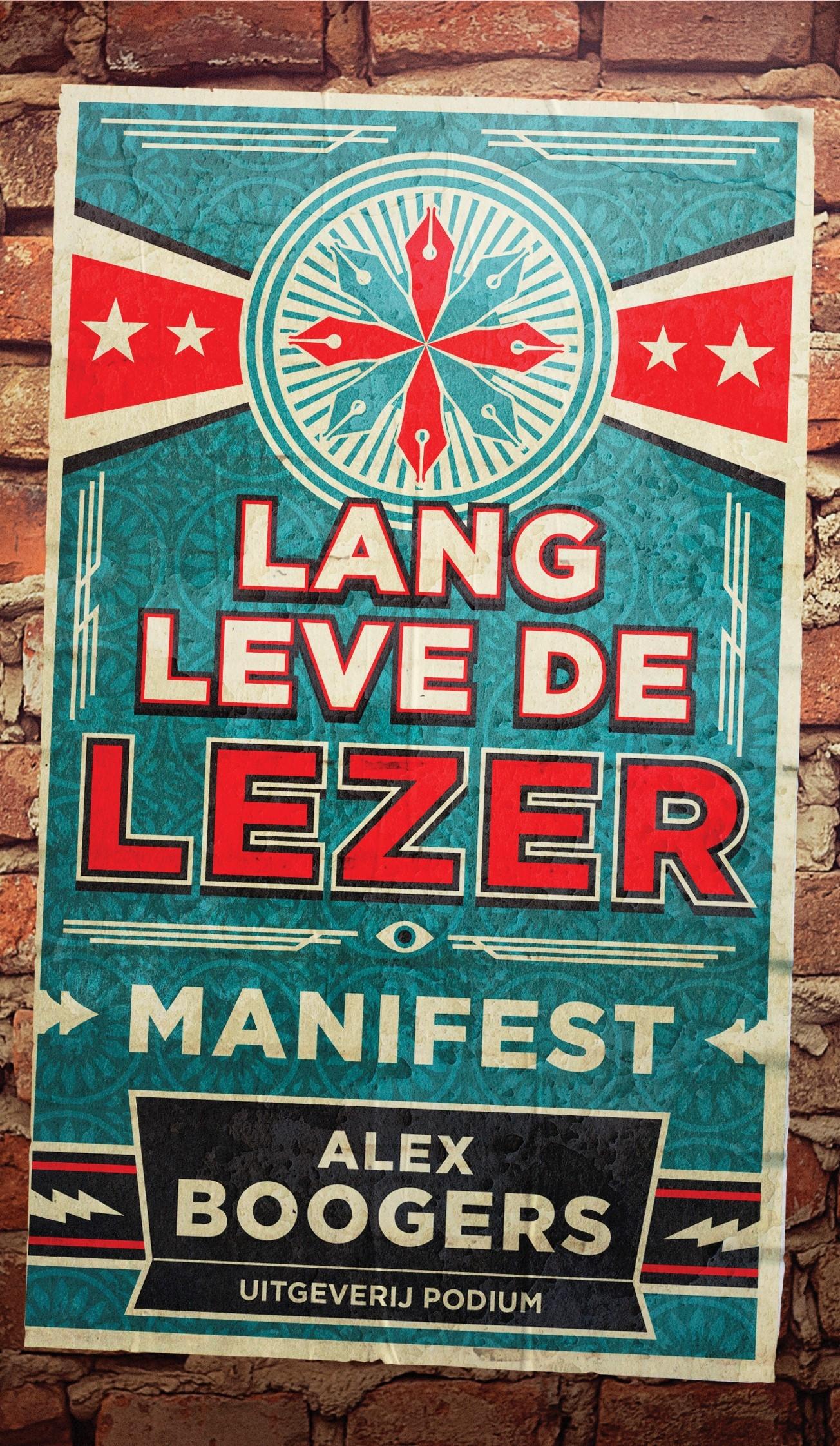 Cover Lang leve de lezer