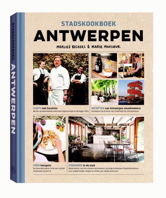 Cover Stadskookboek Antwerpen