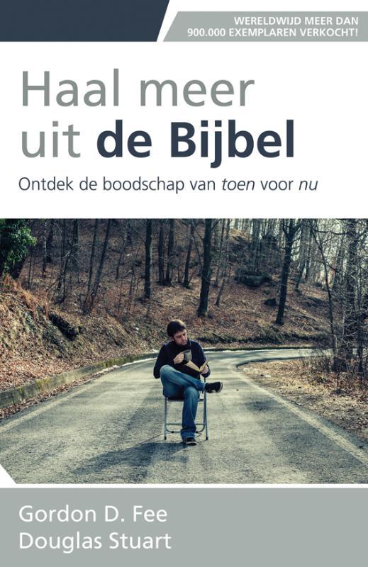 Cover Haal meer uit de Bijbel