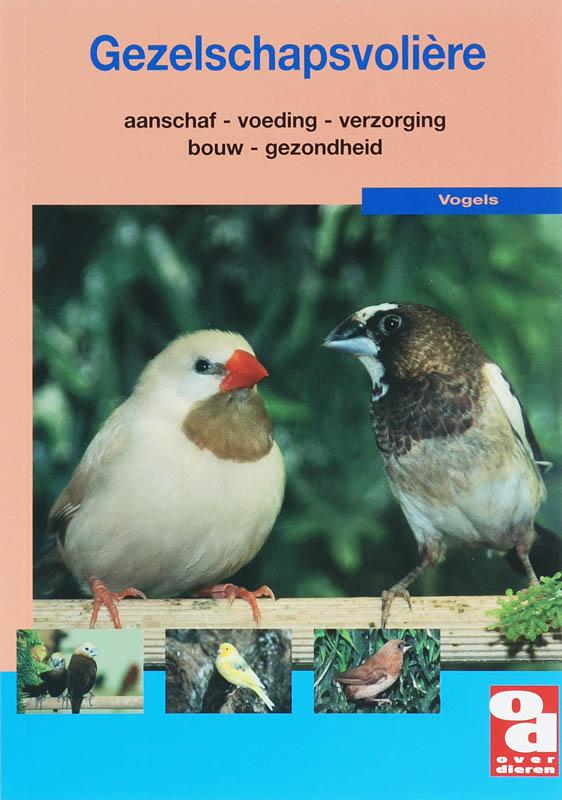 Cover Gezelschapsvolière