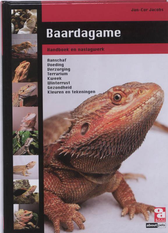 Cover Baardagamen