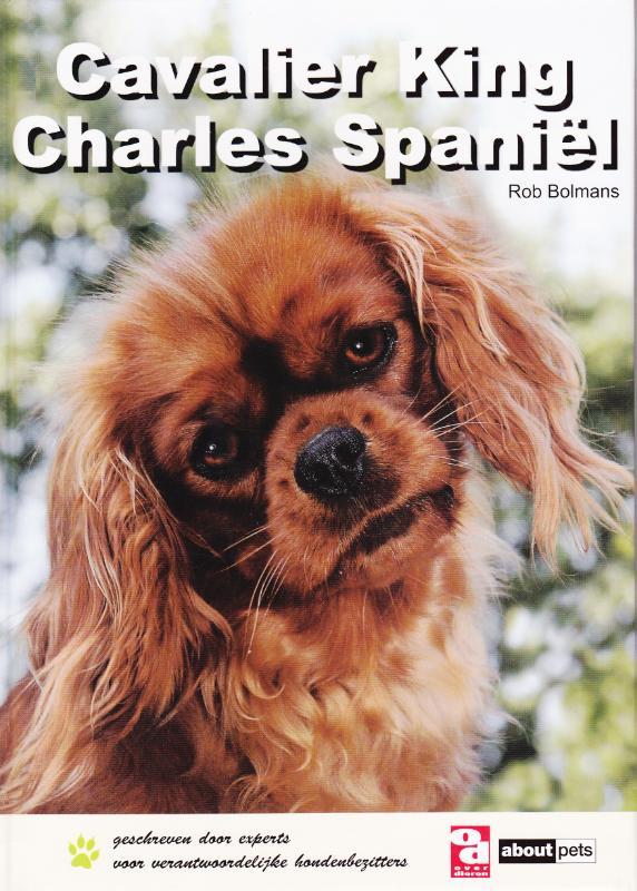 Cover Cavalier King Charles spaniël
