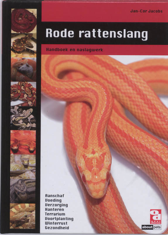 Cover Rode rattenslang
