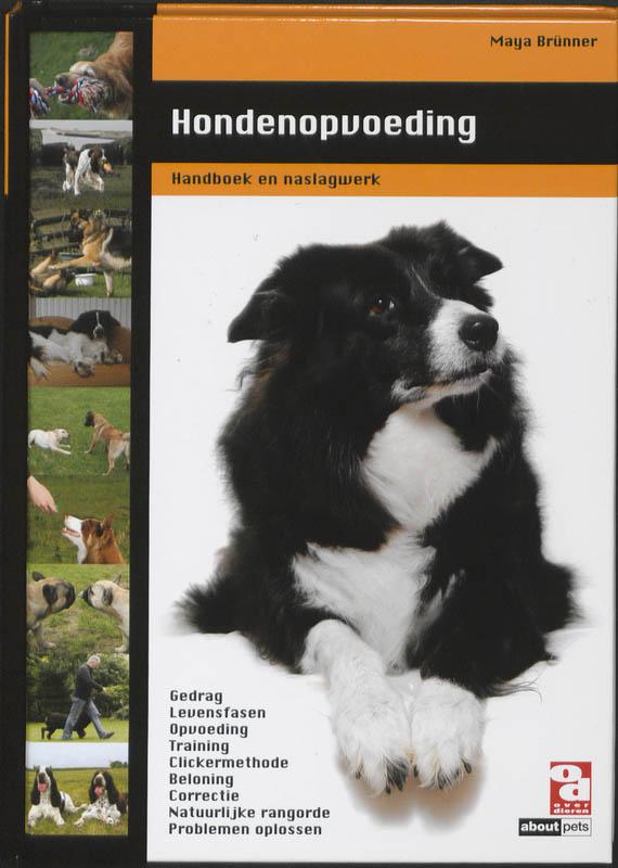 Cover Hondenopvoeding