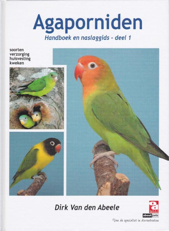 Cover 1 Soorten, verzorging, huisvesting, kweken