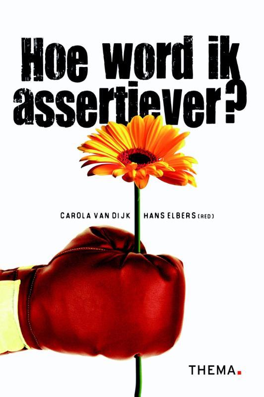 Cover Hoe word ik assertiever?