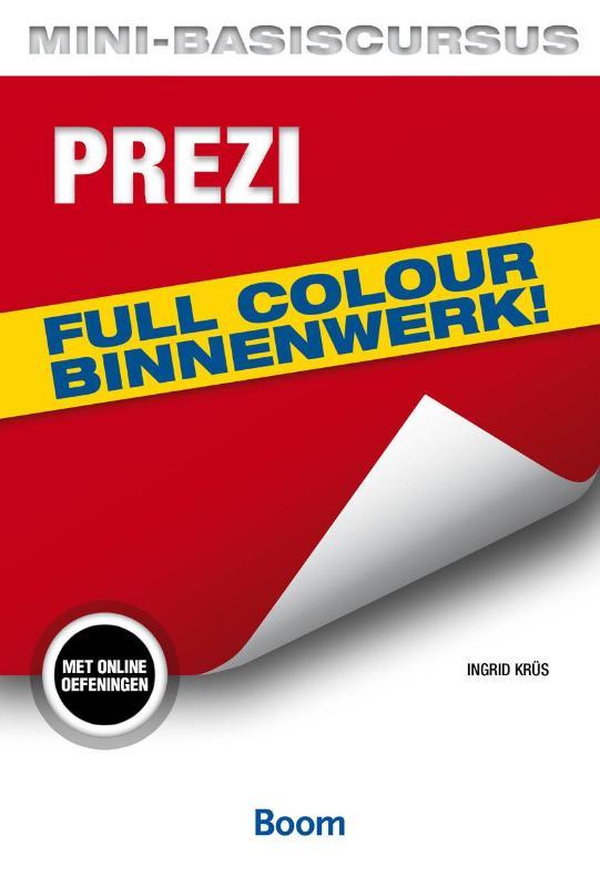 Cover Mini-basiscursus Prezi