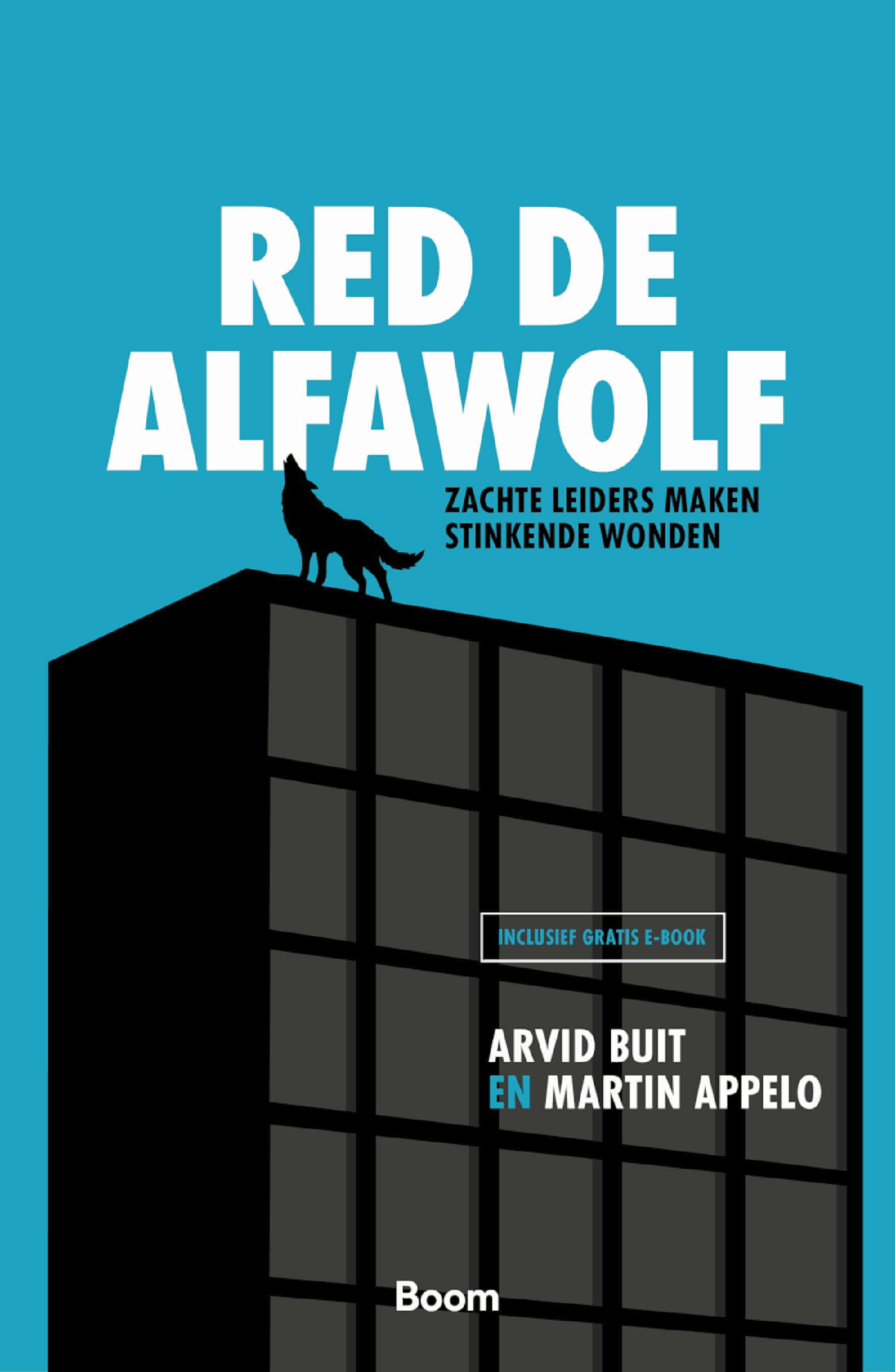 Cover Red de alfawolf