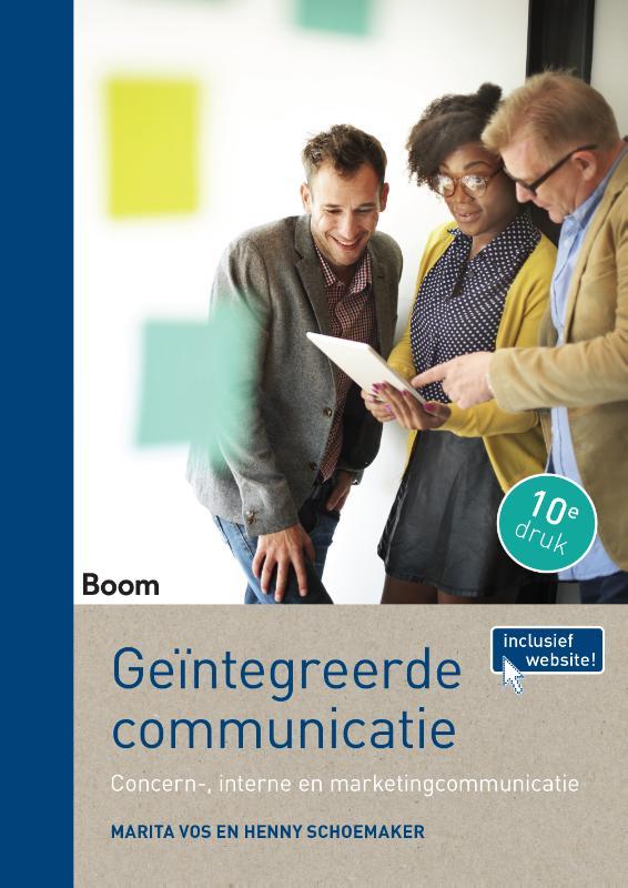 Cover Geïntegreerde communicatie