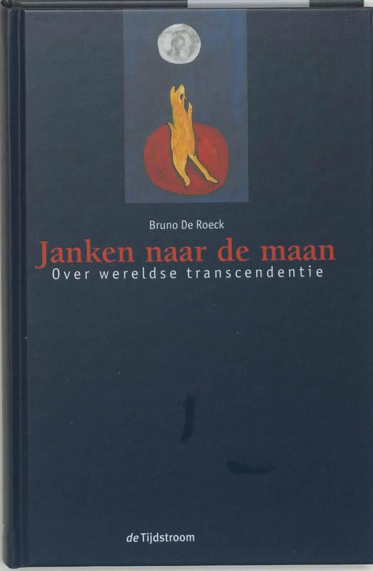 Cover Janken naar de maan