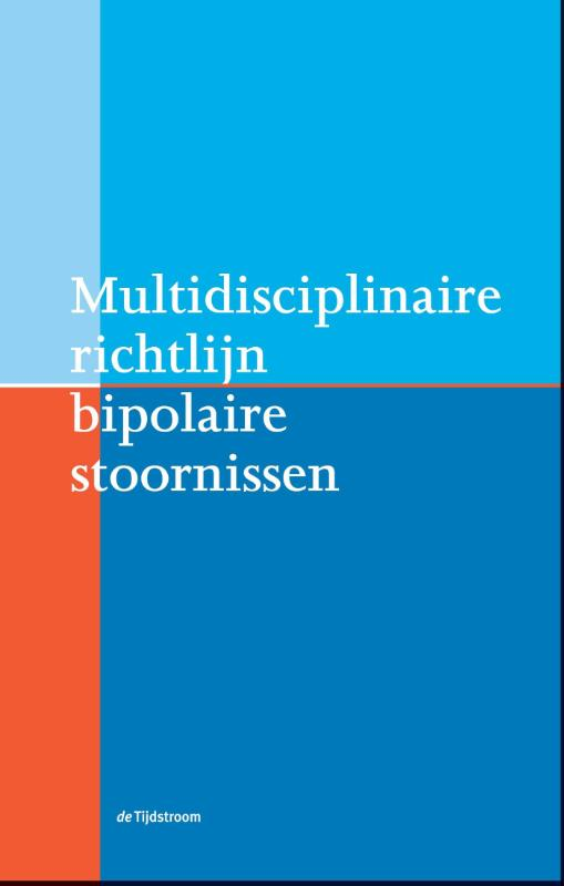 Cover Multidisciplinaire richtlijn bipolaire stoornissen