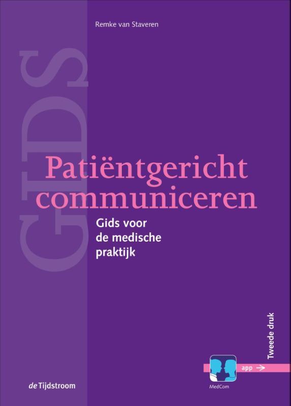 Cover Patiëntgericht communiceren