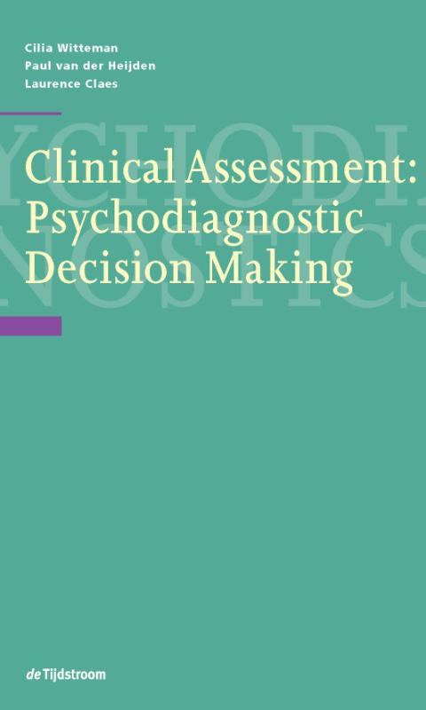 Cover Clinical Assessment