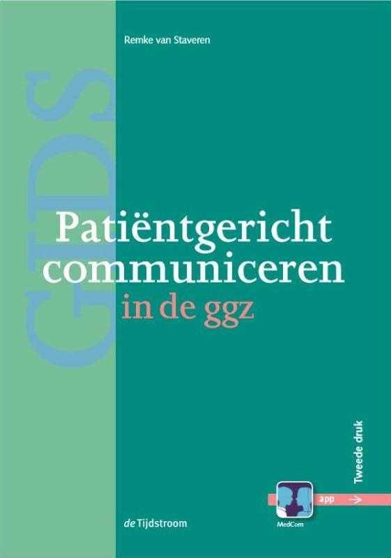 Cover Patiëntgericht communiceren in de ggz