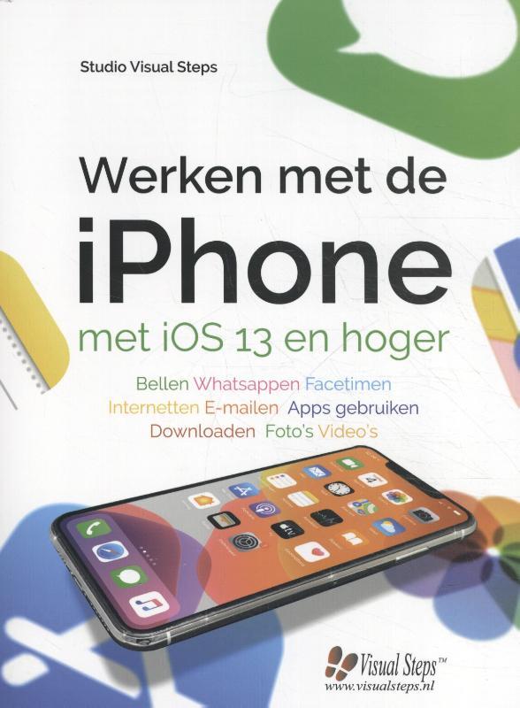 Cover Werken met de iPhone