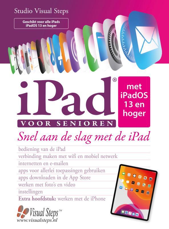 Cover iPad voor senioren met iPadOS 13