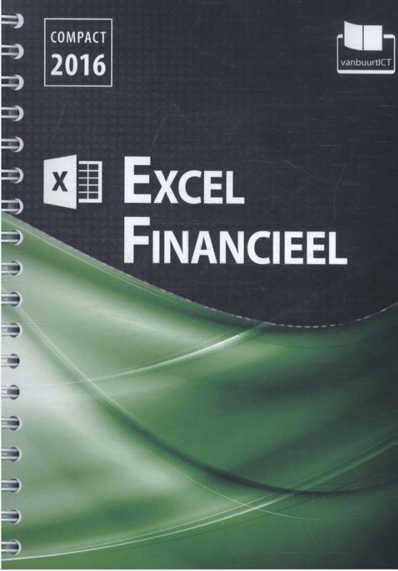 Cover Compact Excel Financieel 2016
