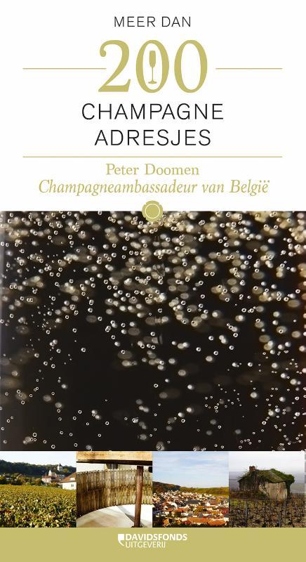 Cover Meer dan 200 Champagneadresjes