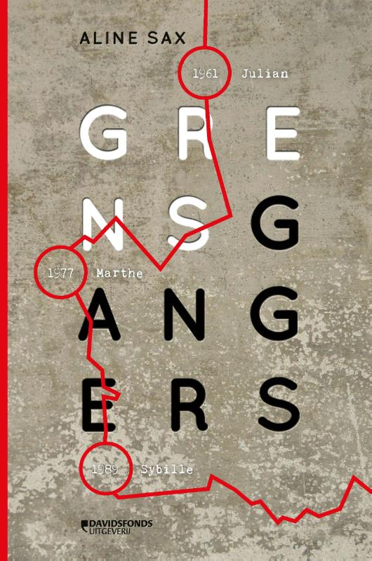 Cover Grensgangers