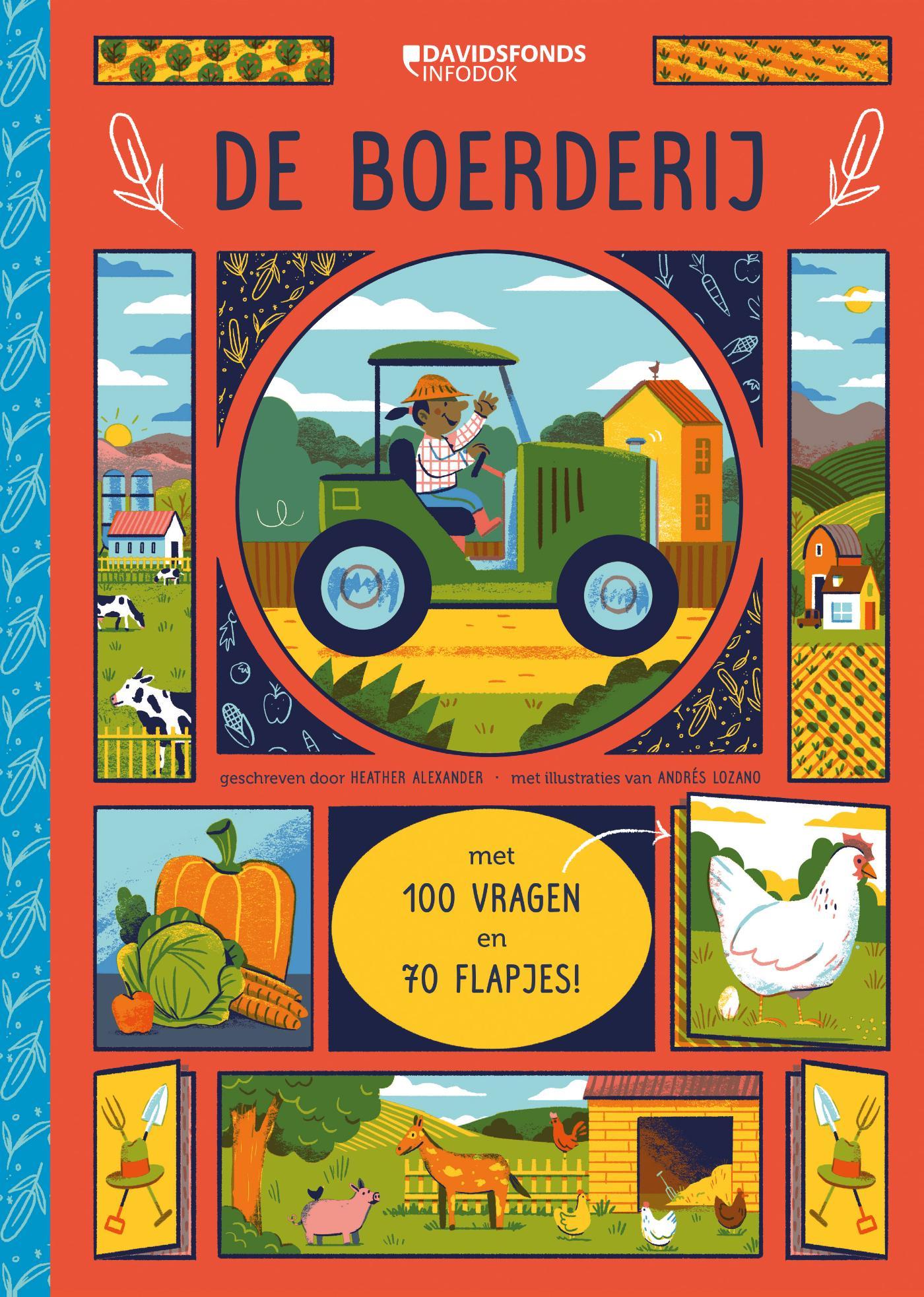 Cover De Boerderij