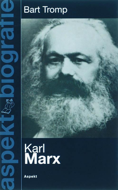 Cover Karl Marx leven & werk