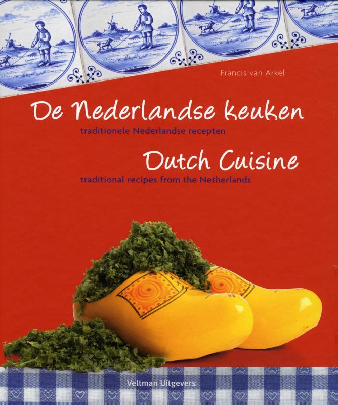 Cover De Nederlandse keuken/ Dutch cuisine