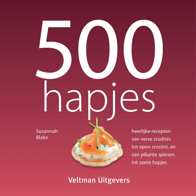 Cover 500 hapjes