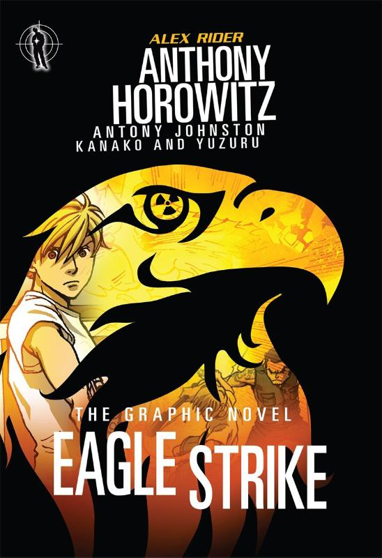 Cover Eagle strike graphic novel
