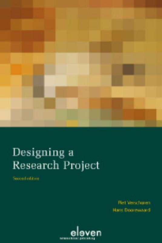 Cover Designing a research project