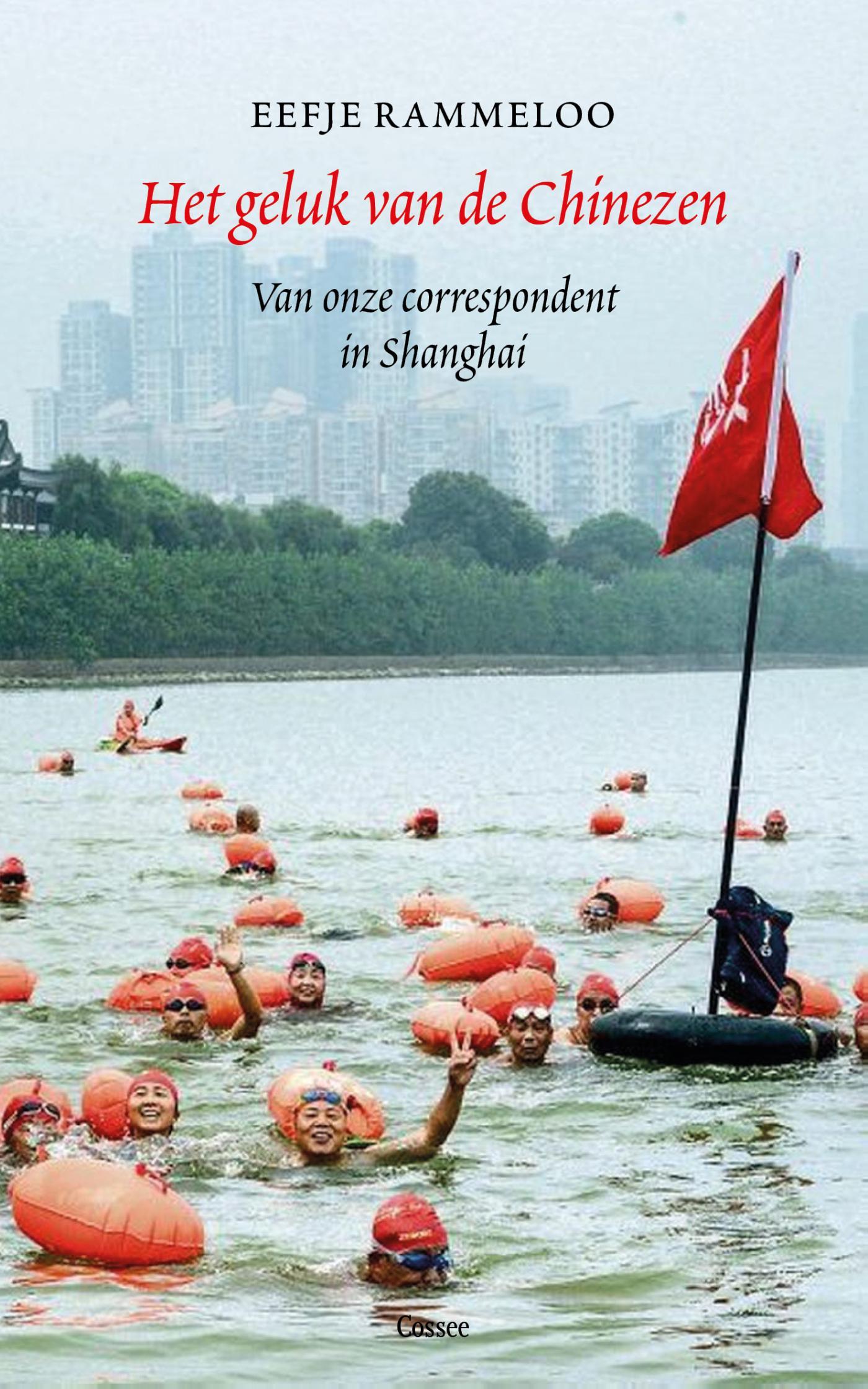 Cover Het geluk van de Chinezen