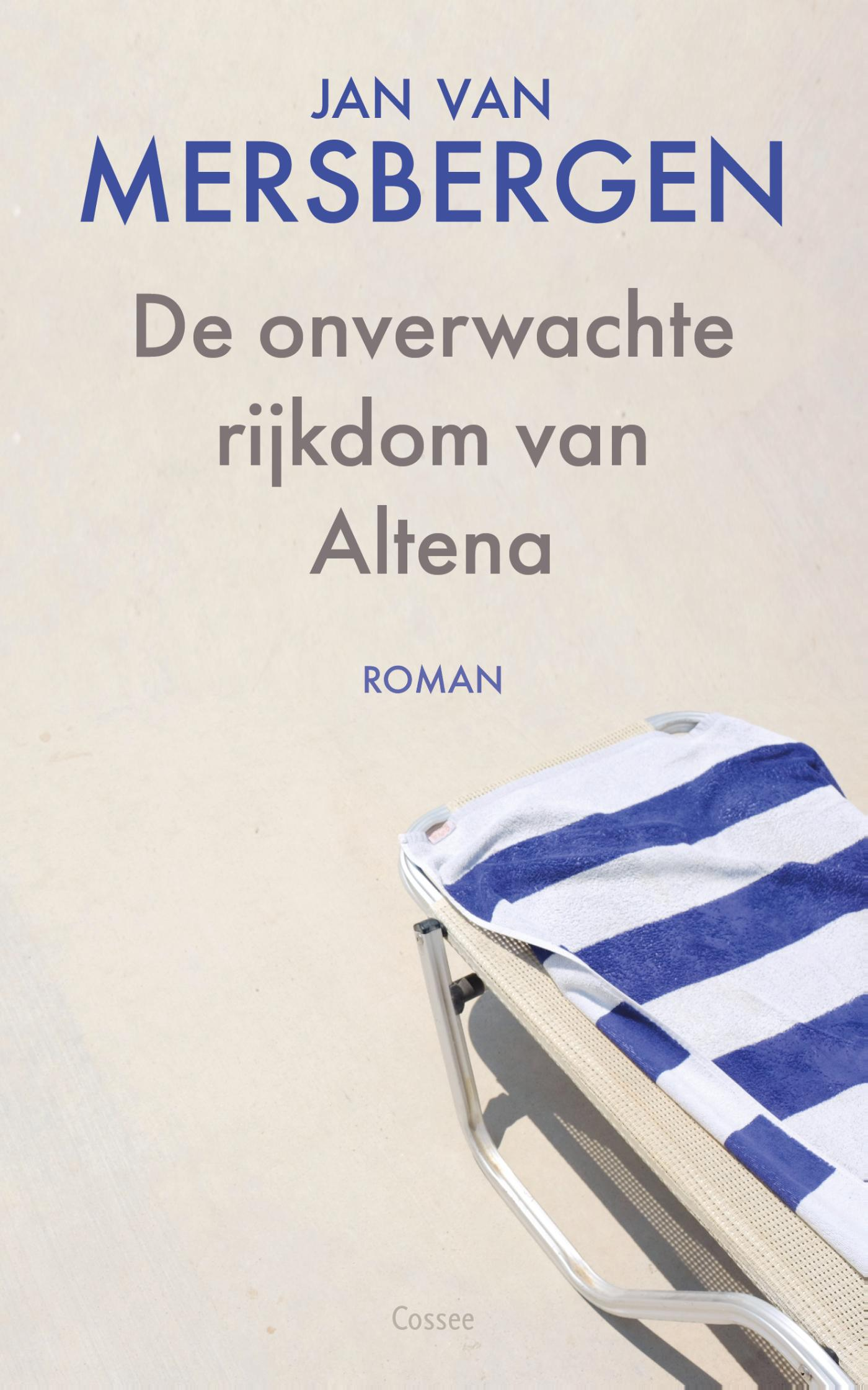 Cover De onverwachte rijkdom van Altena