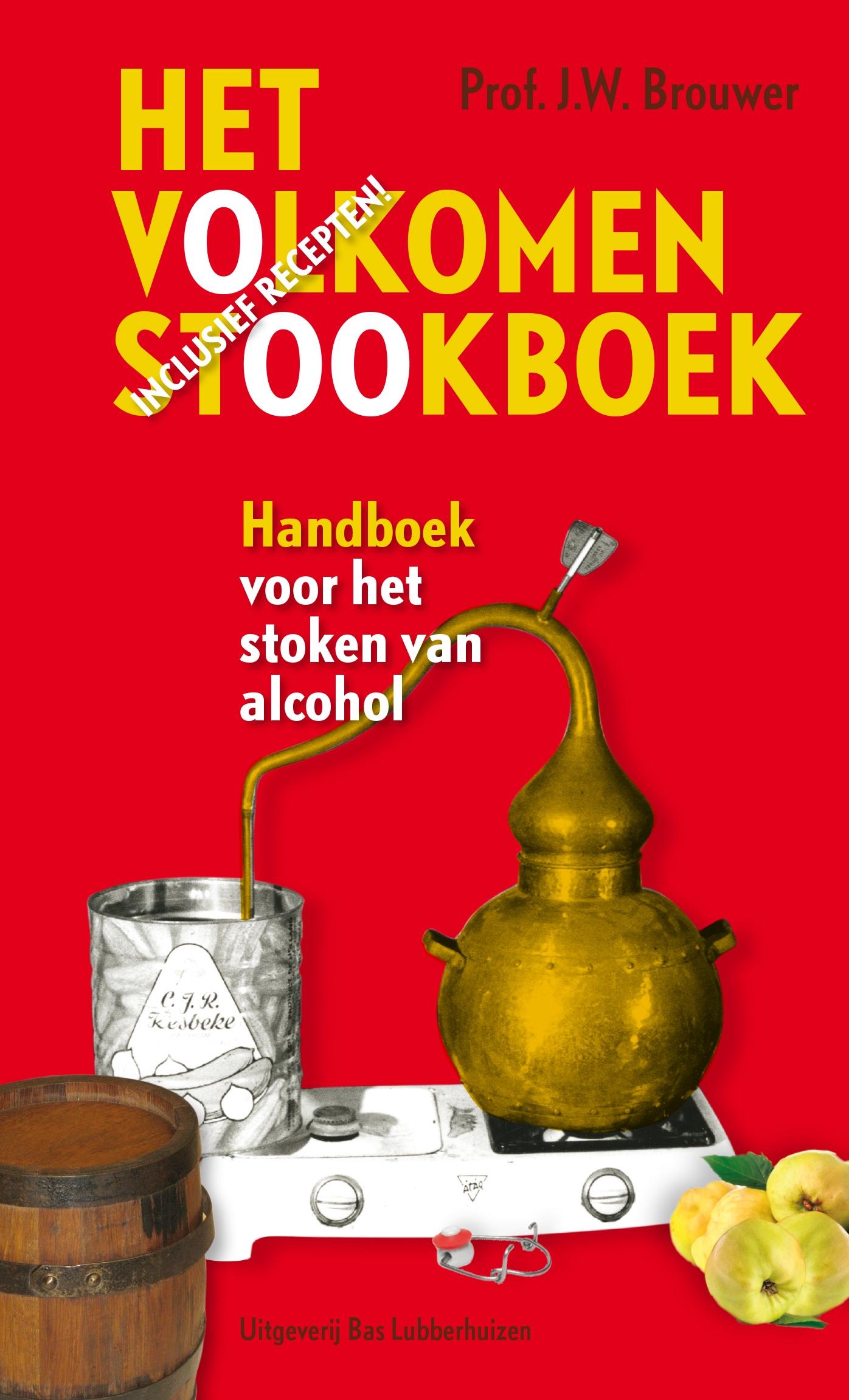 Cover Het volkomen stookboek