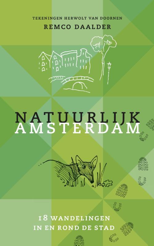 Cover Natuurlijk Amsterdam