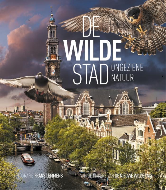 Cover De wilde stad