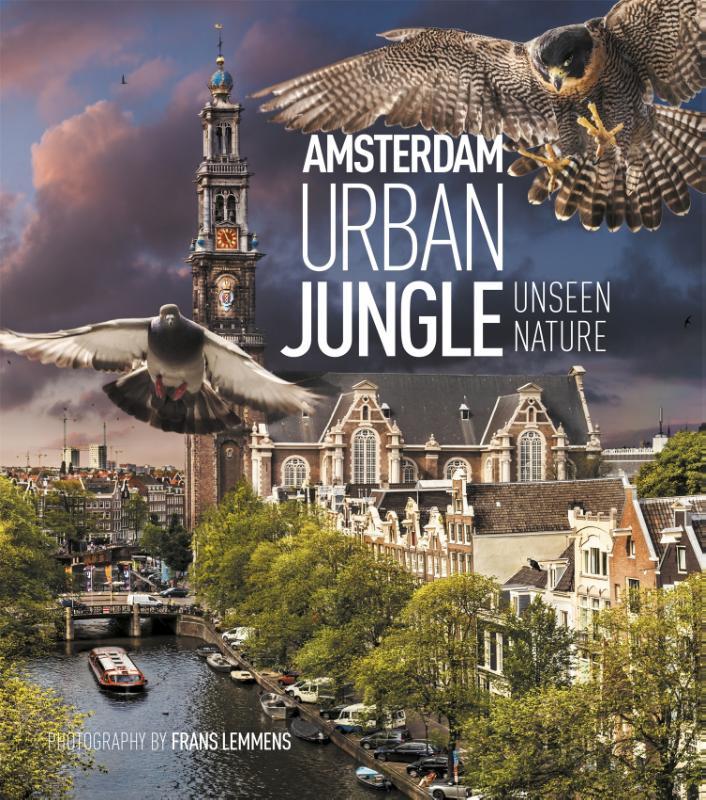 Cover Amsterdam Urban Jungle