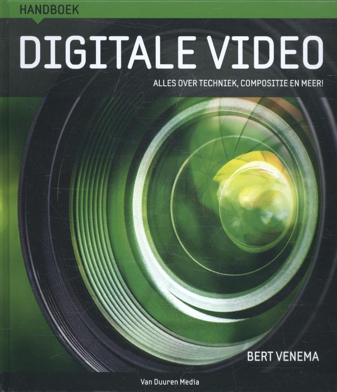 Cover Handboek digitale video