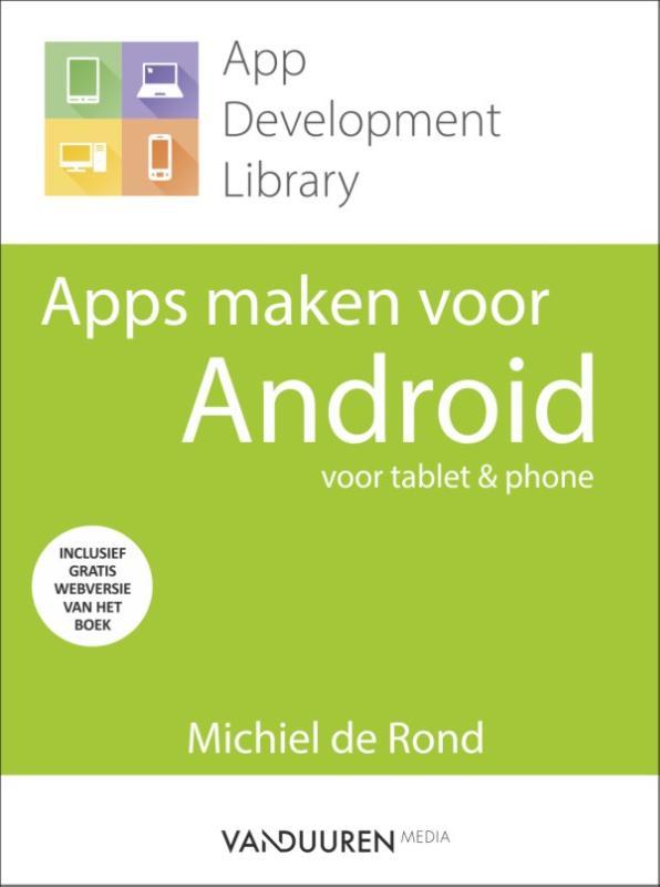 Cover Apps maken voor Android