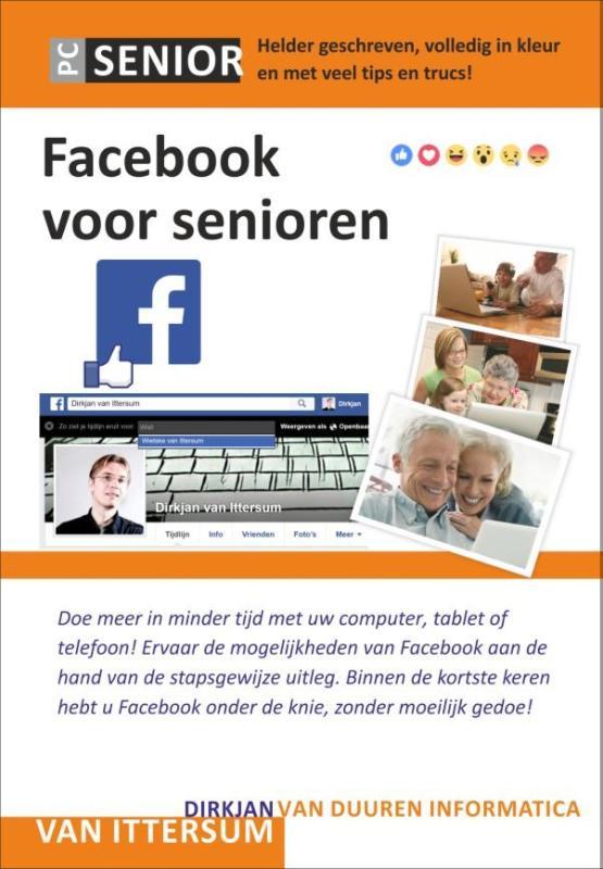 Cover PS Senior: Facebook voor senioren