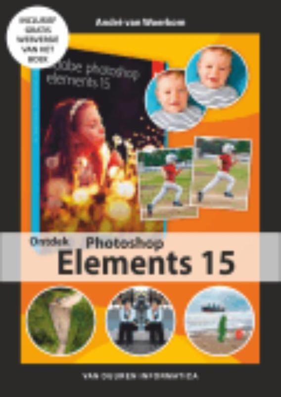Cover Ontdek photoshop elements 15