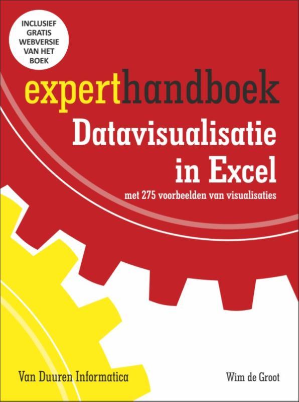 Cover Datavisualisatie in Excel