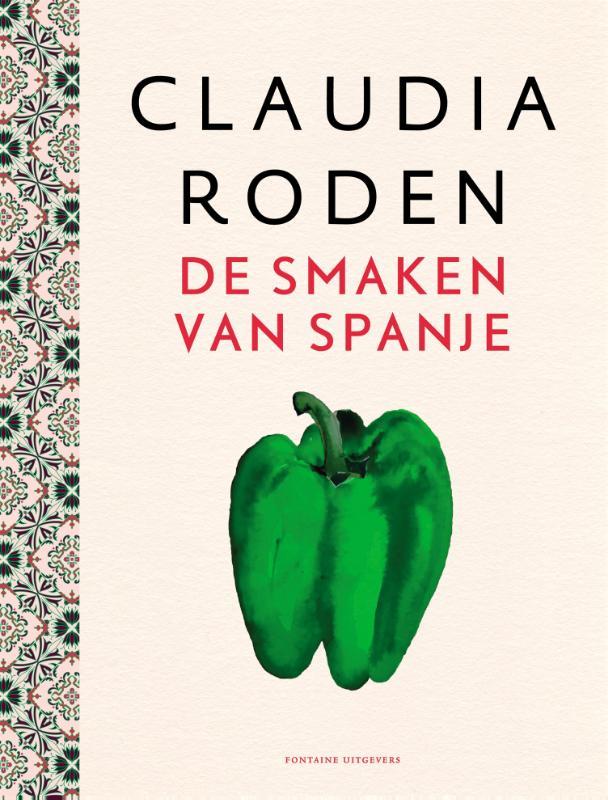 Cover De smaken van Spanje