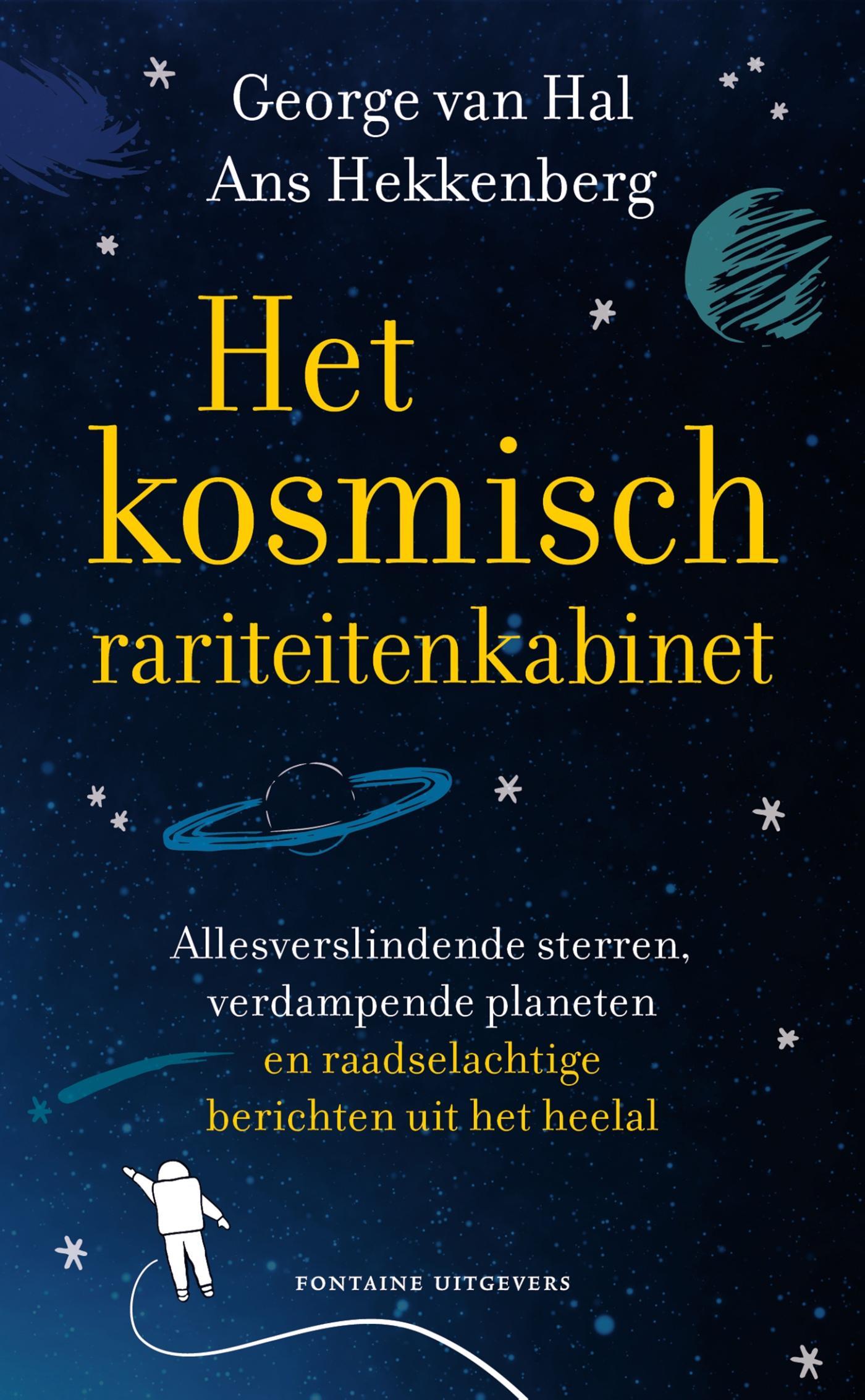 Cover Het kosmisch rariteitenkabinet