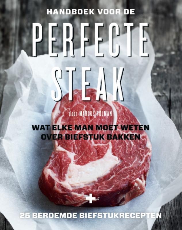 Cover Handboek voor de perfecte steak