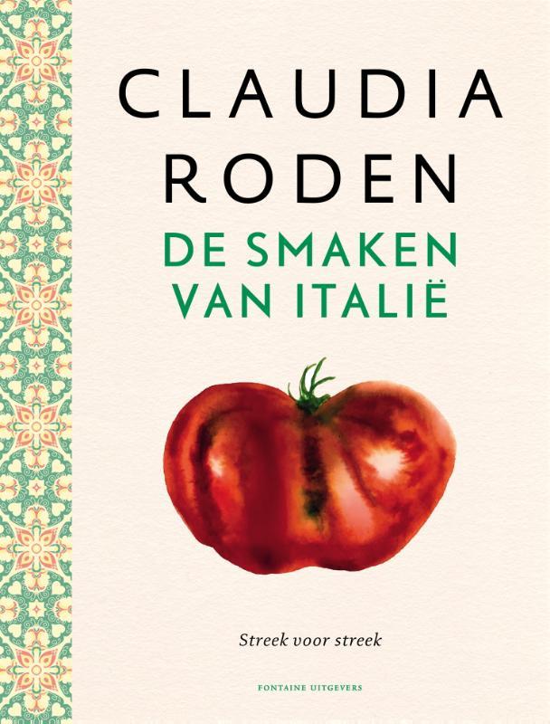 Cover De smaken van Italië