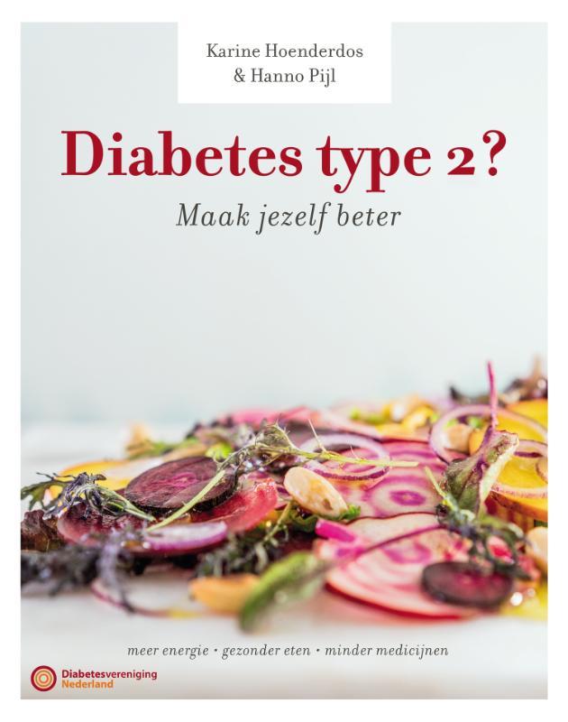 Cover Diabetes type 2? Maak jezelf beter!