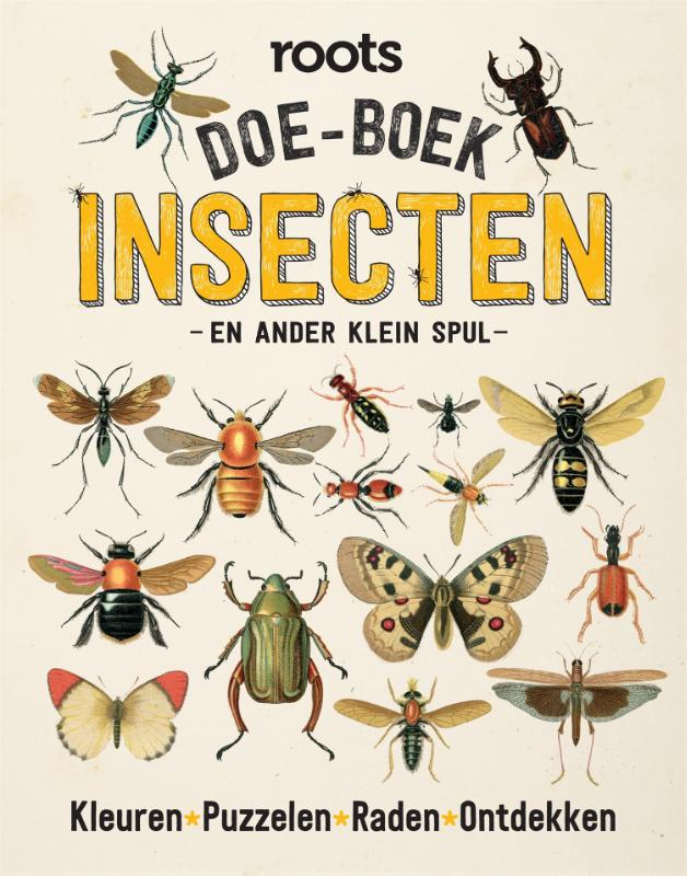 Cover Ddoe-boek insecten