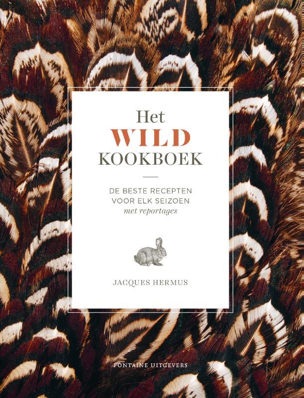 Cover Het wildkookboek