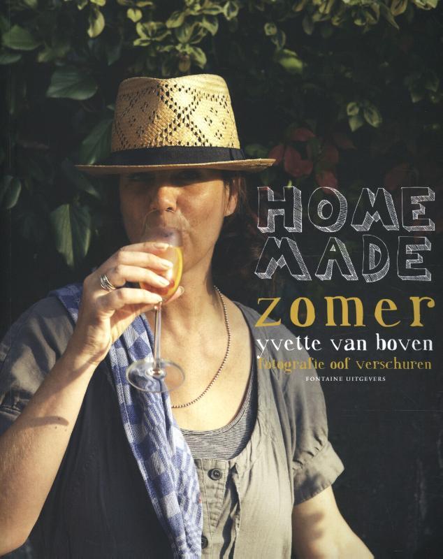 Cover Home made zomer