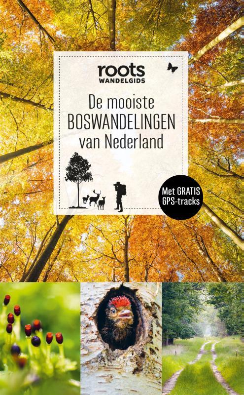 Cover De mooiste boswandelingen van Nederland